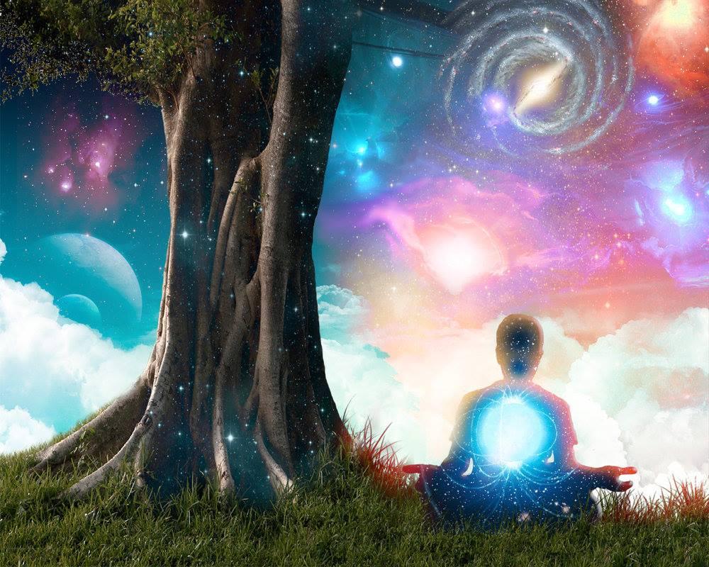 Image result for spiritual universe